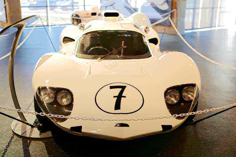 See The Authentic Chaparral 2H and 2J Racecars at the Petroleum Museum in Midland, Texas 4