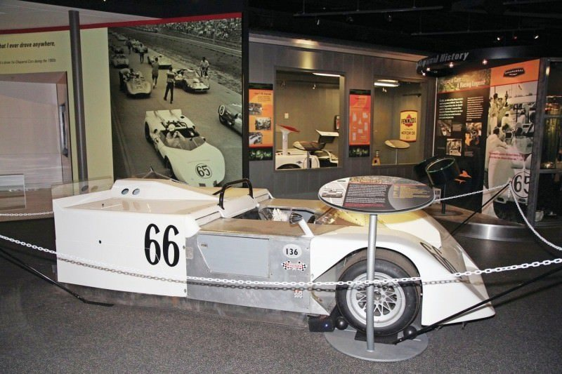See The Authentic Chaparral 2H and 2J Racecars at the Petroleum Museum in Midland, Texas 40