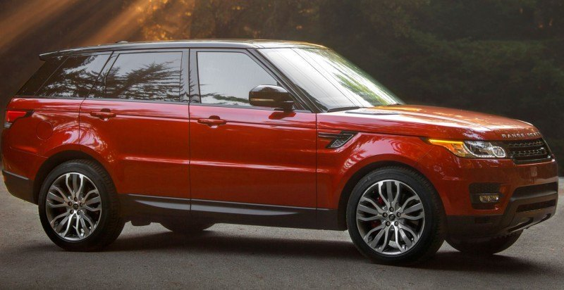 Speculative Renderings - 2017 Range Rover SuperSport With Chop-Top Roofline Overhaul 1