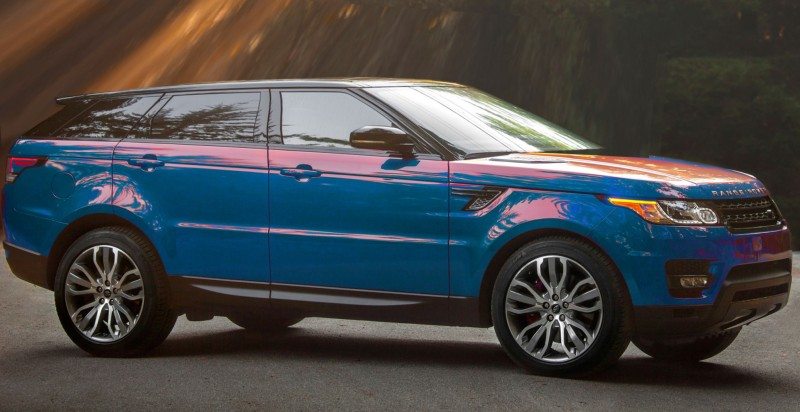 Speculative Renderings - 2017 Range Rover SuperSport With Chop-Top Roofline Overhaul 15
