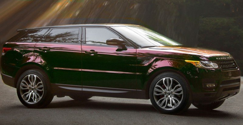 Speculative Renderings - 2017 Range Rover SuperSport With Chop-Top Roofline Overhaul 16