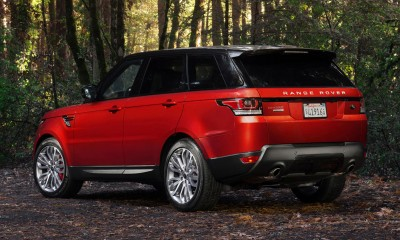 Speculative Renderings - 2017 Range Rover SuperSport With Chop-Top Roofline Overhaul 2