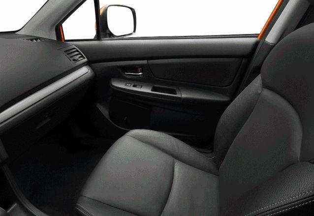 Subaru XV Crosstrek 2014 interior GIF