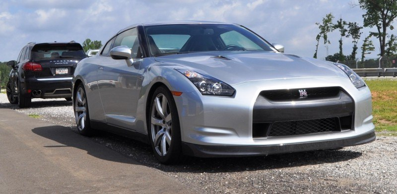 Supercar Hall of Fame - 2011 Nissan GT-R in Super Silver Special Metallic 10