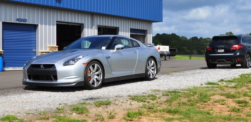 Supercar Hall of Fame - 2011 Nissan GT-R in Super Silver Special Metallic 2