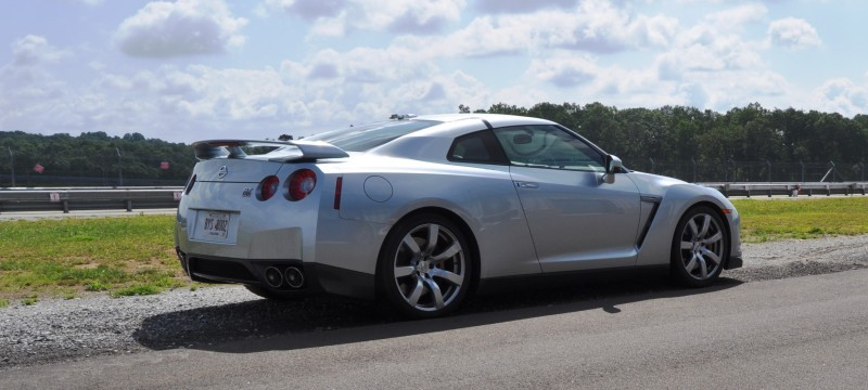 Supercar Hall of Fame - 2011 Nissan GT-R in Super Silver Special Metallic 24
