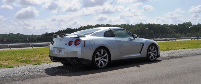 Supercar Hall of Fame - 2011 Nissan GT-R in Super Silver Special Metallic 25