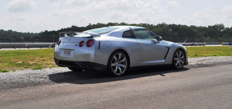 Supercar Hall of Fame - 2011 Nissan GT-R in Super Silver Special Metallic 26