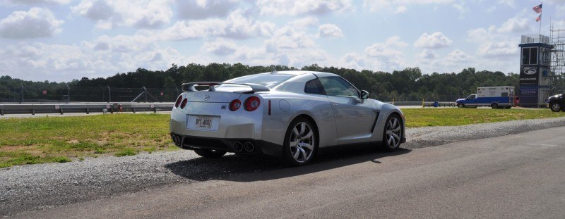 Supercar Hall of Fame - 2011 Nissan GT-R in Super Silver Special Metallic 27