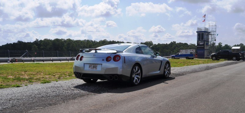 Supercar Hall of Fame - 2011 Nissan GT-R in Super Silver Special Metallic 28