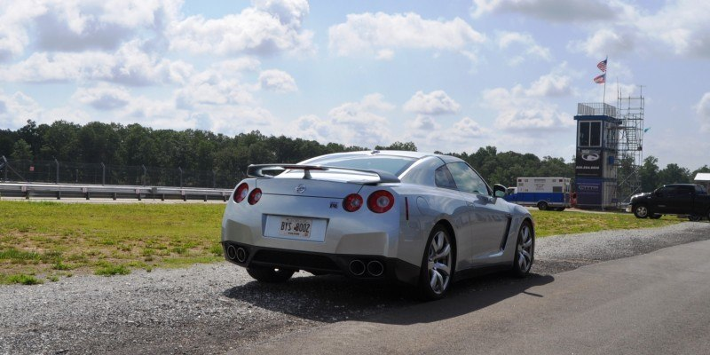 Supercar Hall of Fame - 2011 Nissan GT-R in Super Silver Special Metallic 29