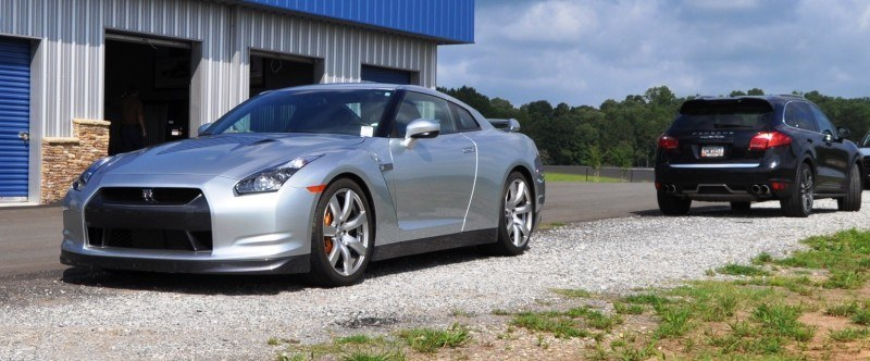 Supercar Hall of Fame - 2011 Nissan GT-R in Super Silver Special Metallic 3