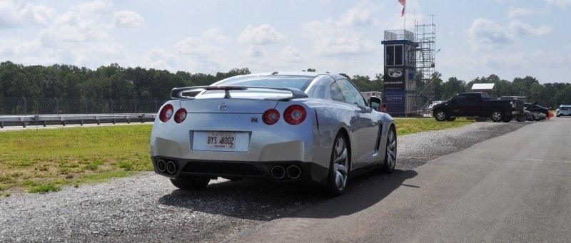 Supercar Hall of Fame - 2011 Nissan GT-R in Super Silver Special Metallic 30