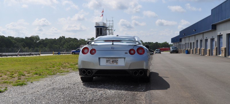 Supercar Hall of Fame - 2011 Nissan GT-R in Super Silver Special Metallic 33