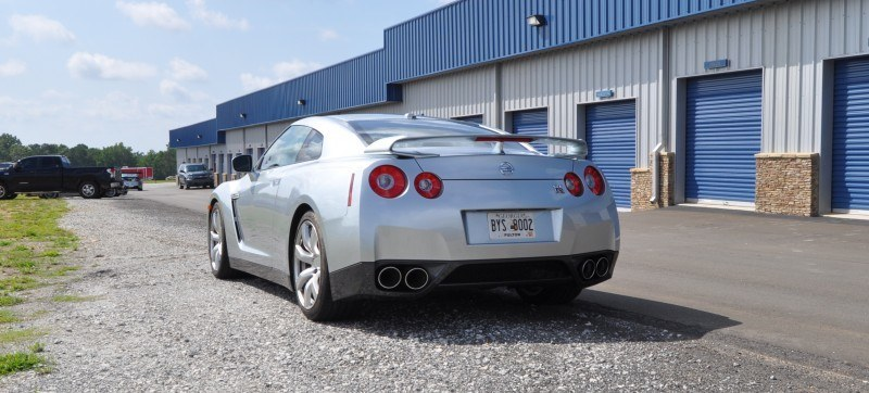 Supercar Hall of Fame - 2011 Nissan GT-R in Super Silver Special Metallic 37