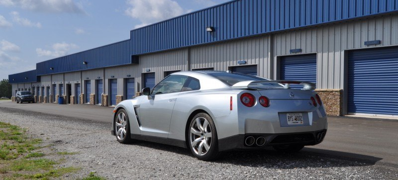 Supercar Hall of Fame - 2011 Nissan GT-R in Super Silver Special Metallic 39