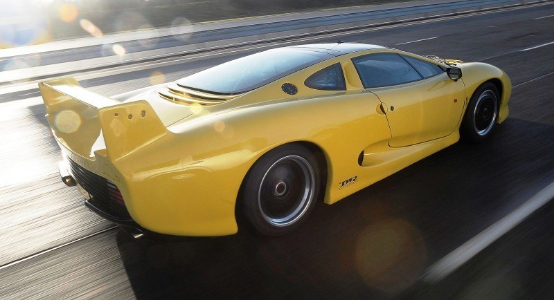 Supercar Icons - 1992 JAGUAR XJ220 Still Enchants the Eye and Mind, 22 Years Later 14