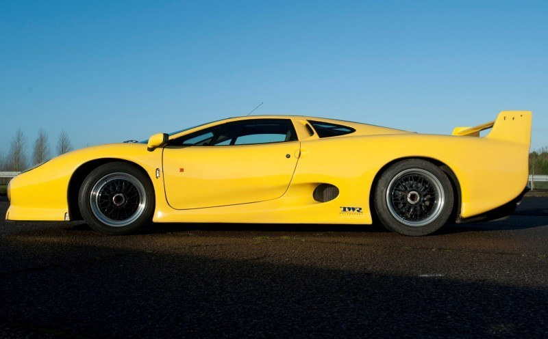 Supercar Icons - 1992 JAGUAR XJ220 Still Enchants the Eye and Mind, 22 Years Later 7