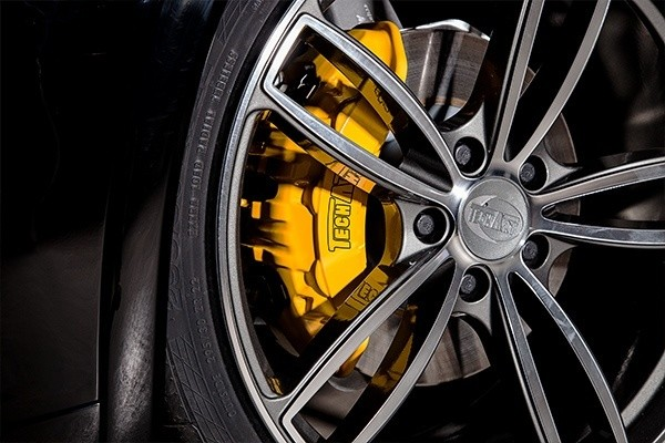 TECHART Releases First Four MACAN Wheels 1