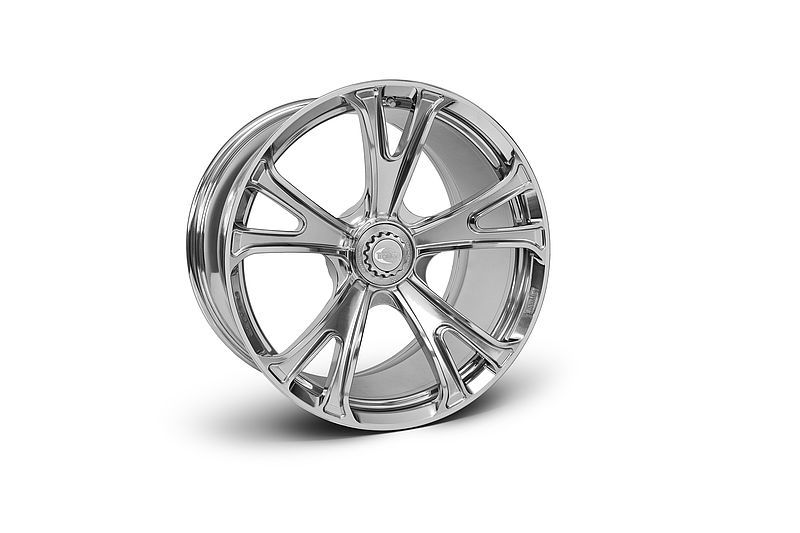 TECHART Releases First Four MACAN Wheels 15
