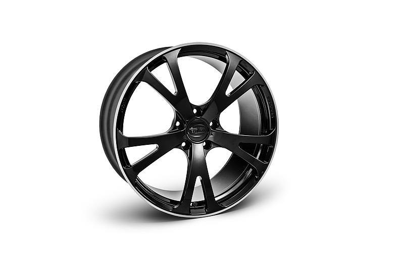 TECHART Releases First Four MACAN Wheels 2