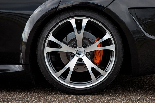 TECHART Releases First Four MACAN Wheels 21