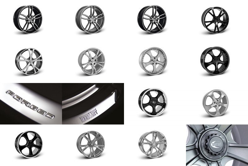 TECHART Releases First Four MACAN Wheels 27