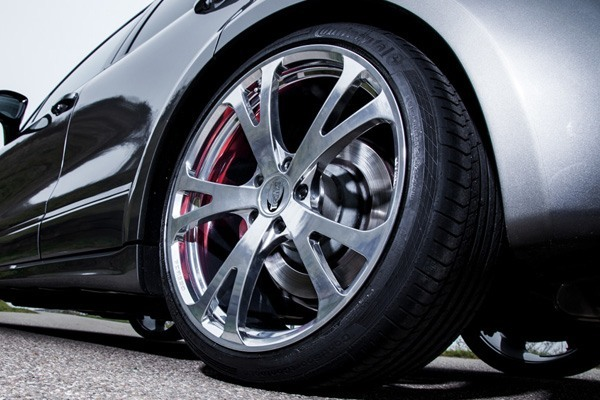 TECHART Releases First Four MACAN Wheels 35