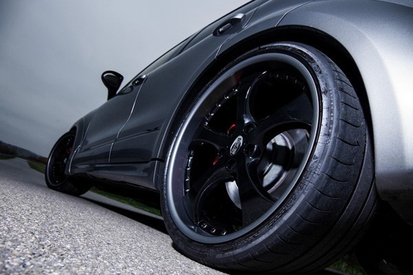 TECHART Releases First Four MACAN Wheels 36