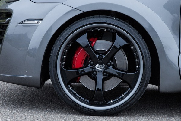 TECHART Releases First Four MACAN Wheels 37