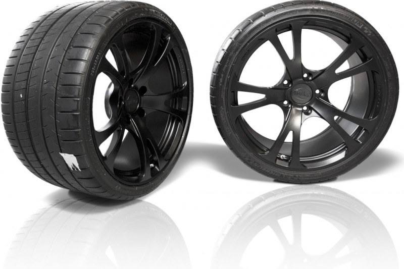 TECHART Releases First Four MACAN Wheels 48