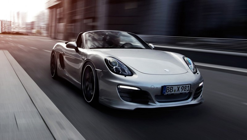 TECHART for Porsche Boxster and Cayman 13