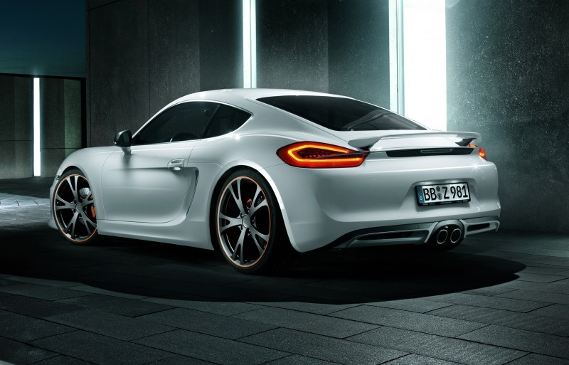 TECHART for Porsche Boxster and Cayman 24