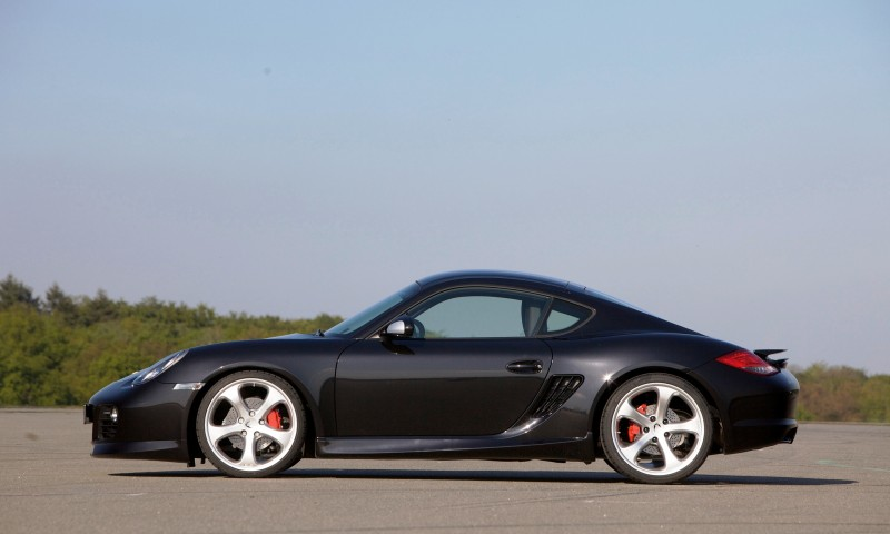 TECHART for Porsche Boxster and Cayman 44