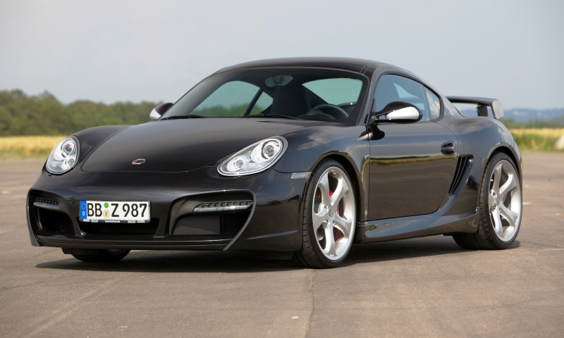 TECHART for Porsche Boxster and Cayman 49