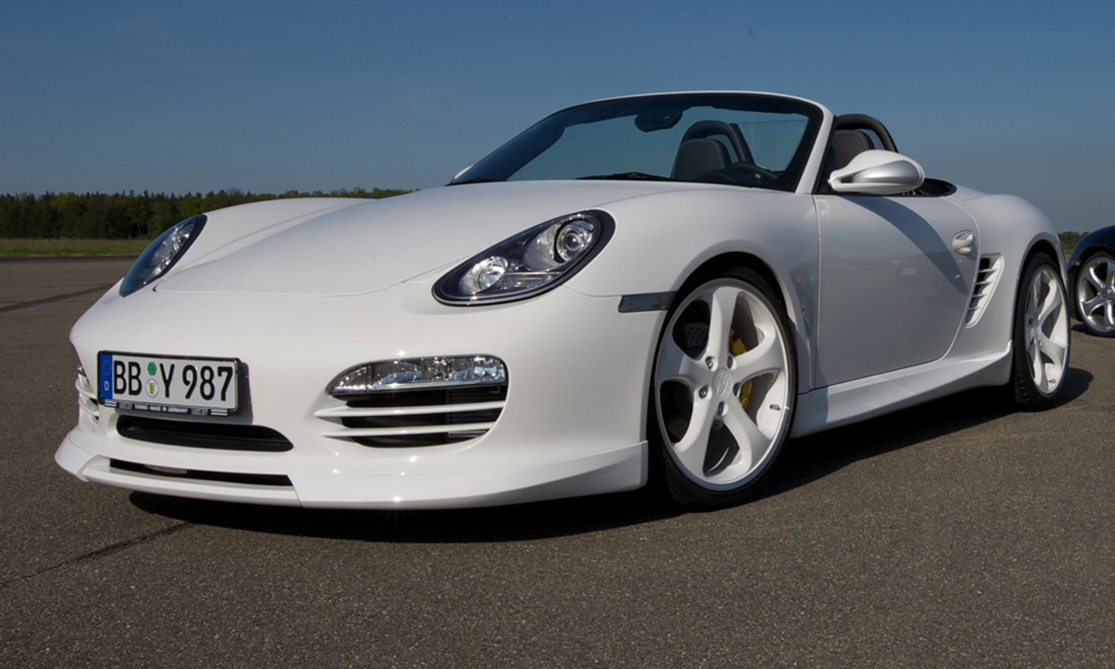 techart for porsche boxster and cayman 57. Black Bedroom Furniture Sets. Home Design Ideas