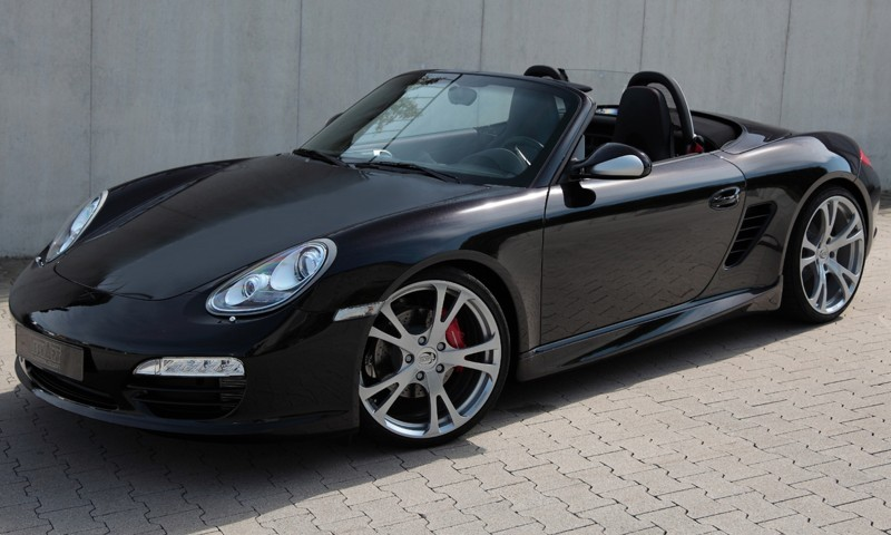 TECHART for Porsche Boxster and Cayman 61