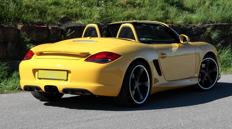 TECHART for Porsche Boxster and Cayman 66