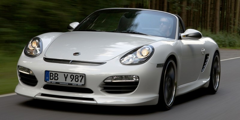 TECHART for Porsche Boxster and Cayman 68