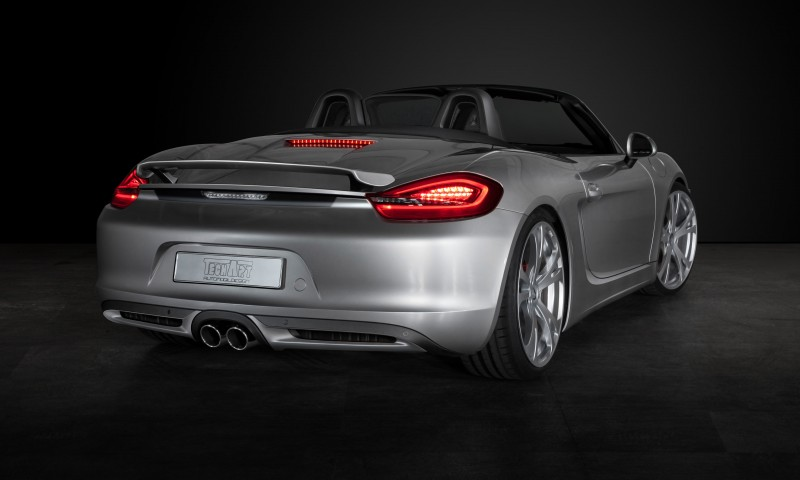TECHART for Porsche Boxster and Cayman 7