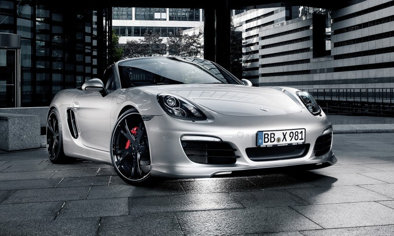 TECHART for Porsche Boxster and Cayman 8