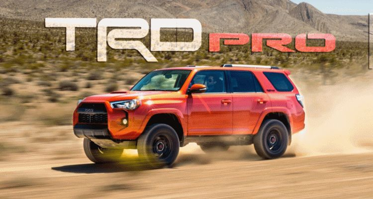 TRD pro tacoma and 4runner GIFheader