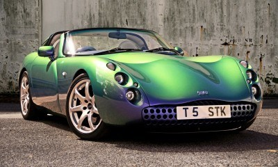 TVR Sportscars Brand Chronology 1956-2006 Plus a Roadmap to Global Sales for 2014 and Beyond 10