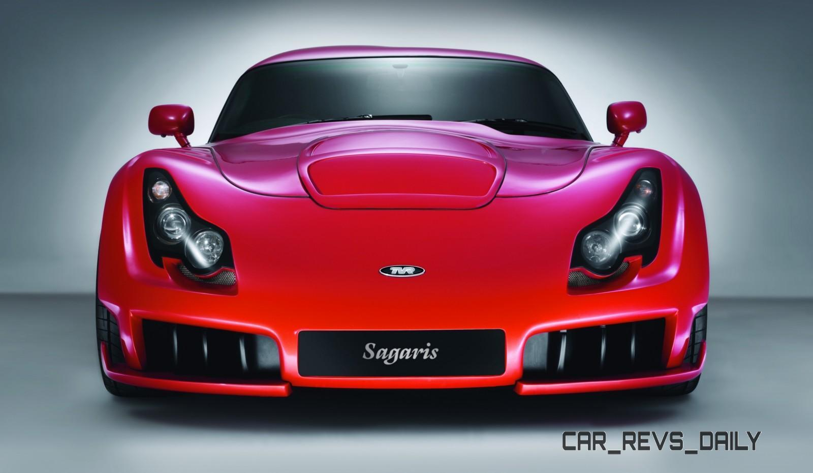 TVR Sportscars Brand Chronology 1956-2006 Plus a Roadmap to Global Sales for 2014 and Beyond 15
