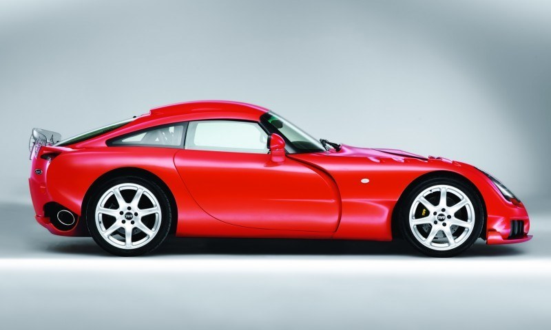 TVR Sportscars Brand Chronology 1956-2006 Plus a Roadmap to Global Sales for 2014 and Beyond 16