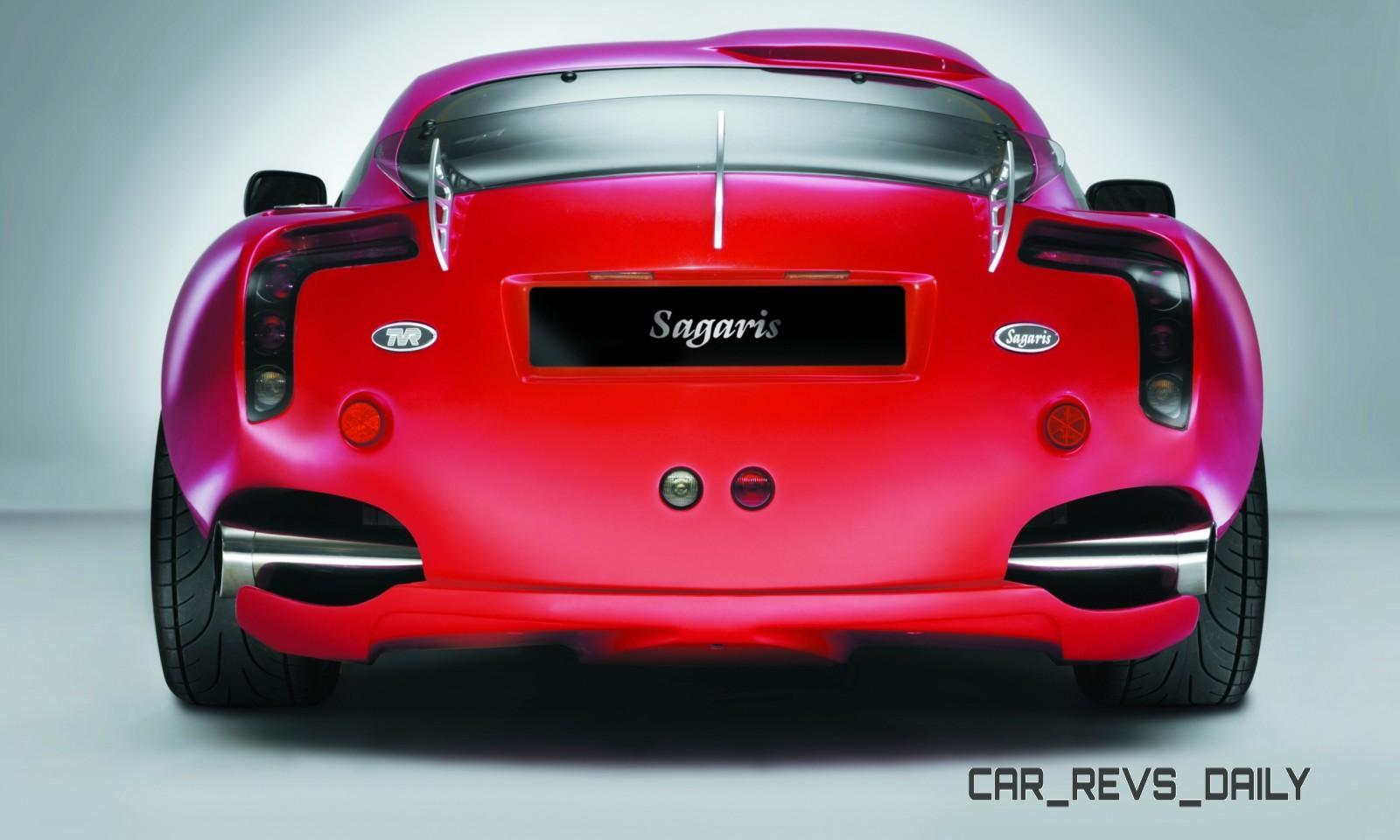 TVR Sportscars Brand Chronology 1956-2006 Plus a Roadmap to Global Sales for 2014 and Beyond 17