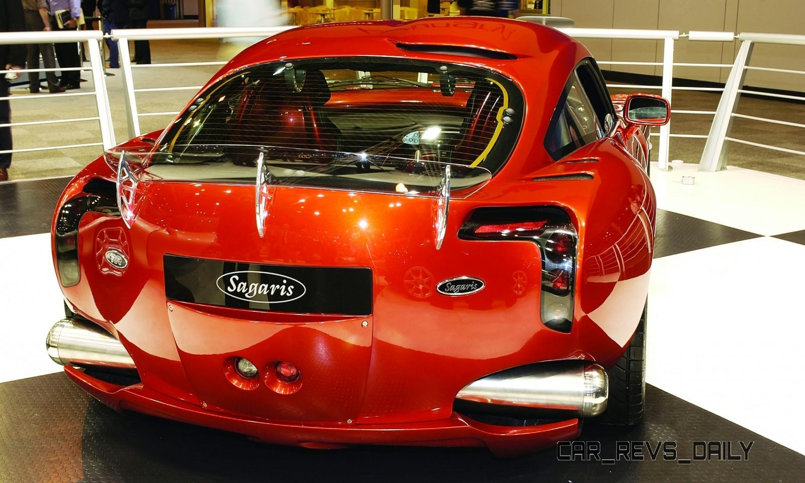 TVR Sportscars Brand Chronology 1956-2006 Plus a Roadmap to Global Sales for 2014 and Beyond 18