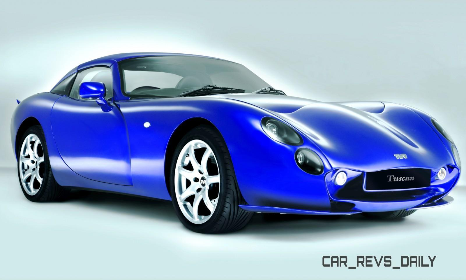 TVR Sportscars Brand Chronology 1956-2006 Plus a Roadmap to Global Sales for 2014 and Beyond 20