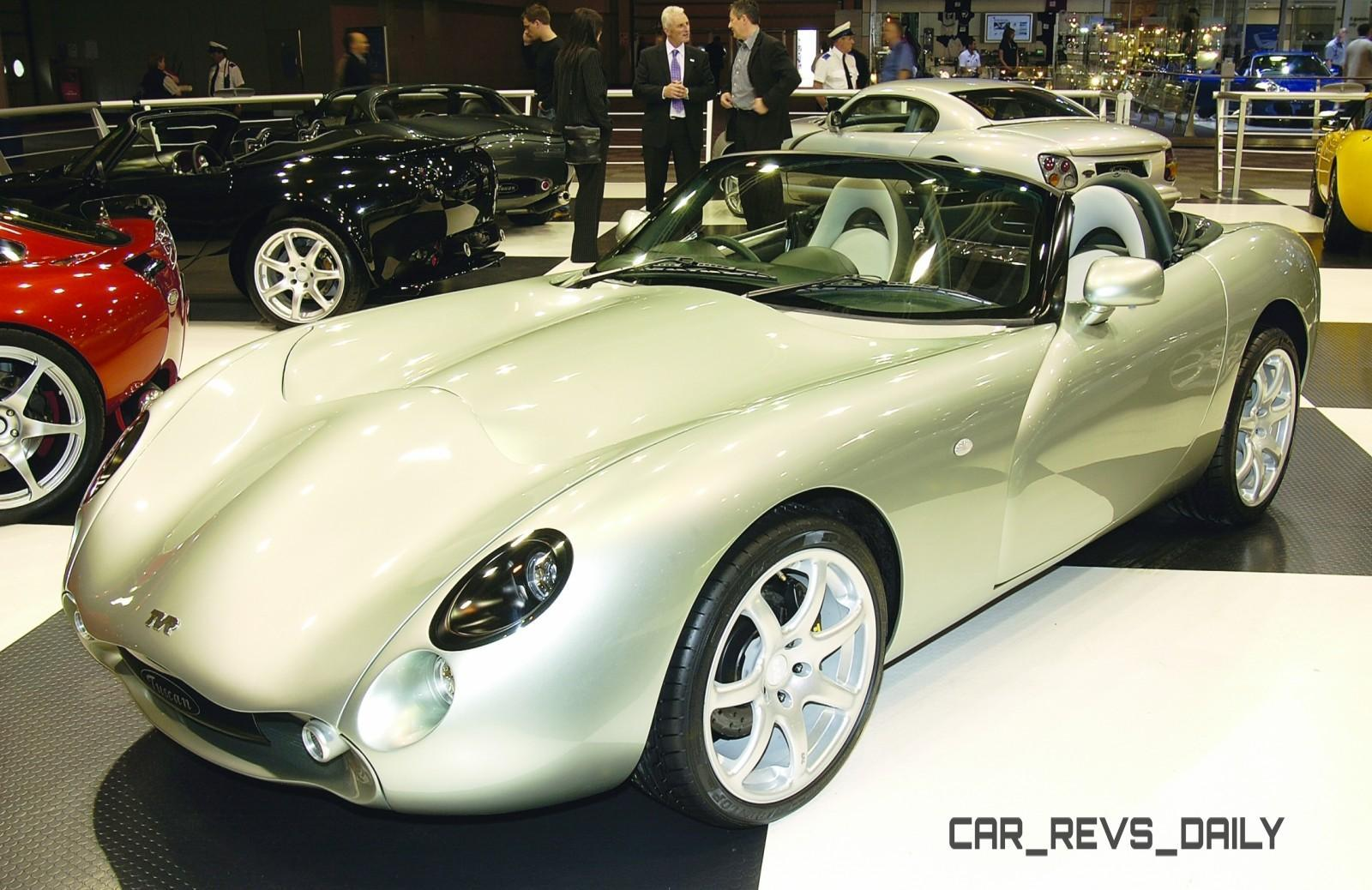 TVR Sportscars Brand Chronology 1956-2006 Plus a Roadmap to Global Sales for 2014 and Beyond 24