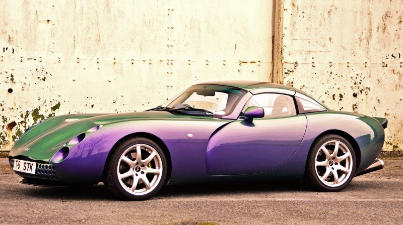 TVR Sportscars Brand Chronology 1956-2006 Plus a Roadmap to Global Sales for 2014 and Beyond 3
